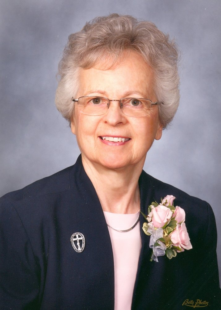Sister Theresa Marie Caillouette
